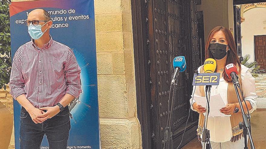 'Hamlet' se pasea por el Castillo del Moral de Lucena