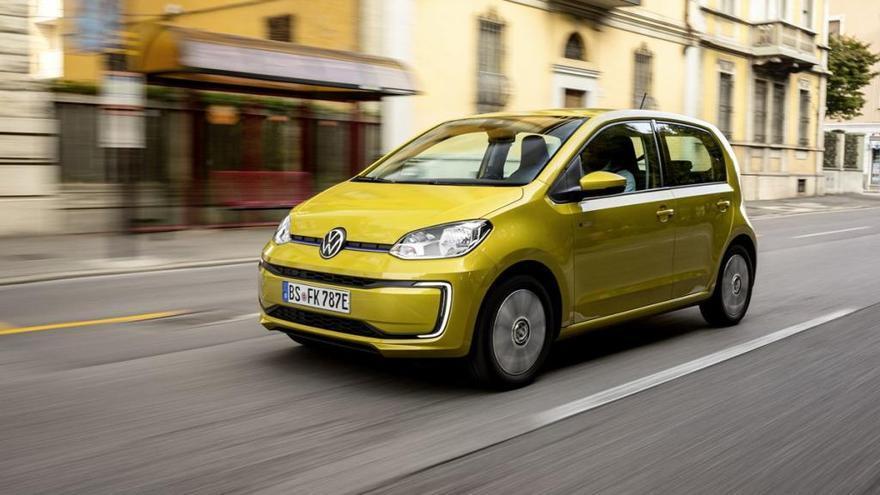 Volkswagen E-Up!, revolució elèctrica