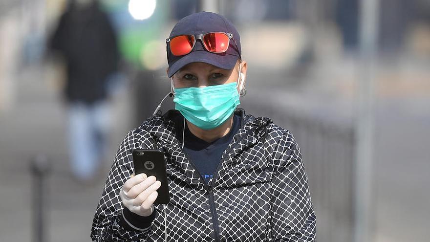 Llombardia multarà amb 400 euros a qui no porti màscara