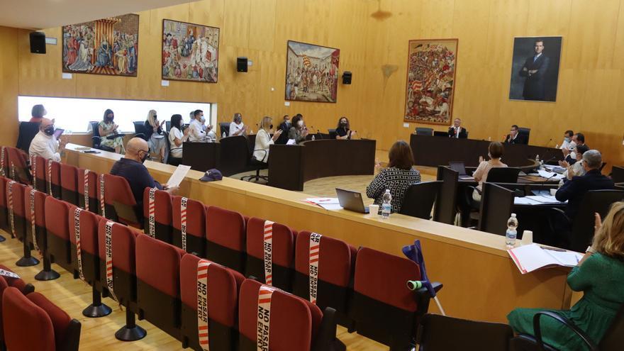 Benidorm gastará 120.000 euros más este año en la limpieza de los colegios y espacios públicos