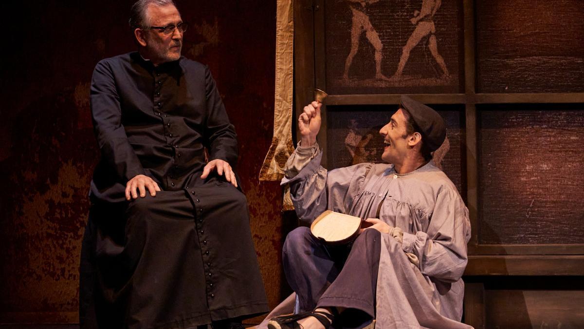 Teatro Che y Moche acercará su versión de 'Réquiem por un campesino español'.
