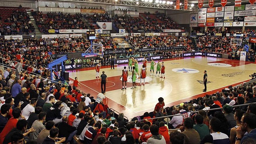 L'arbitrarietat de la FIBA posa en perill la plaça europea del Baxi