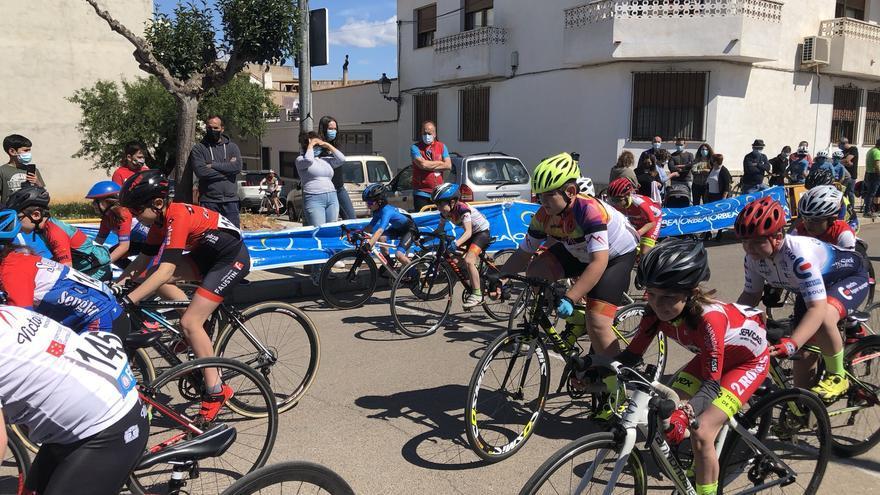 GALERÍA | Así fue la primera Reunión de las Escuelas Ciclistas de Castellón tras la pandemia