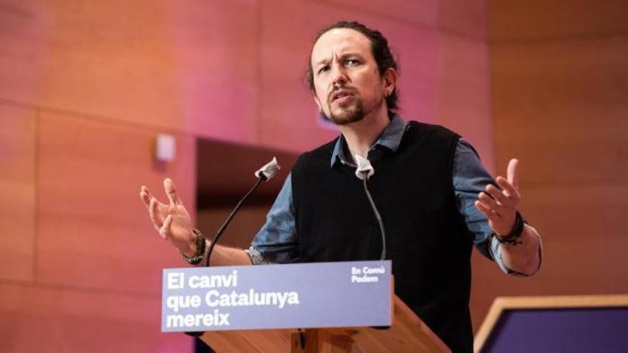 """Iglesias: """"Las verdades duelen pero mejoran la democracia"""""""