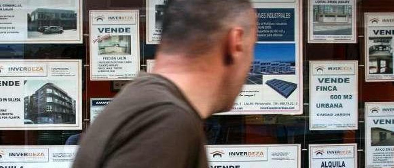 Mil propietarios de viviendas alquiladas, multados por no depositar la fianza en la Xunta