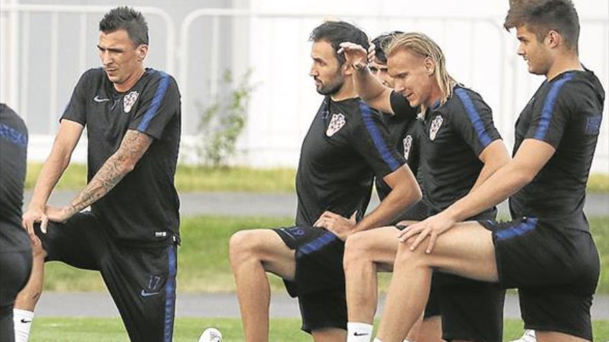 Croacia y Dinamarca, en busca del éxito con el pase a cuartos