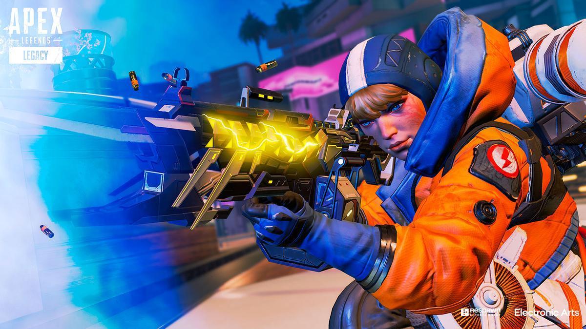 Una imagen del videojuego 'Apex Legends'.