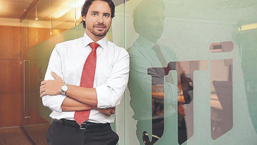 El brasileño Guilherme Silva, director de la tabaquera JTI en España, Portugal y Andorra