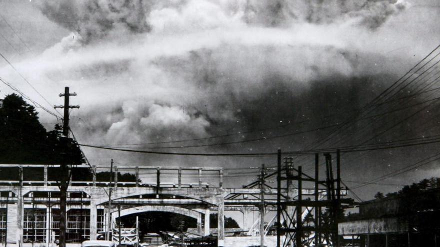 Hiroshima y Nagasaki, 75 años de los primeros bombardeos nucleares