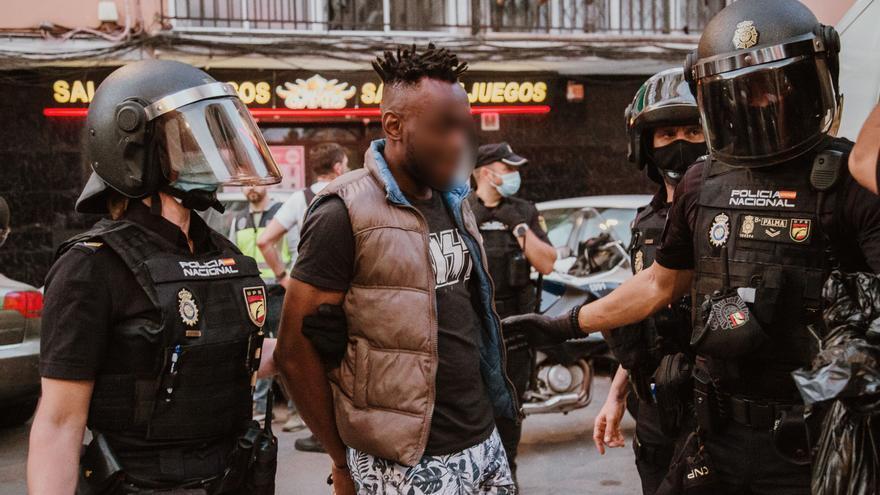 Asociación de autónomos de la droga en Palma