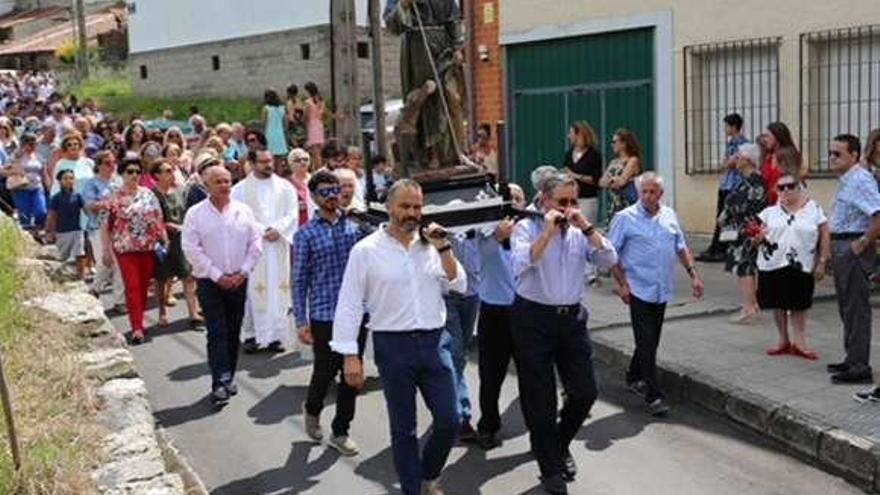 La comarca sigue de fiesta por San Roque y la Sacramental