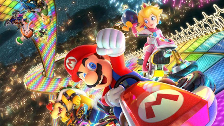 «Mario Kart» arriba als dispositius mòbils