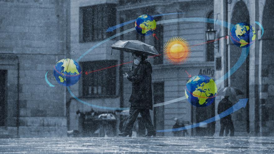El verano en Asturias, que se prevé seco, llega mojado