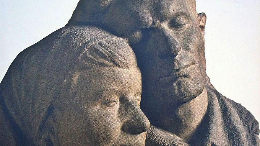 No centenario do escultor Xoán Piñeiro