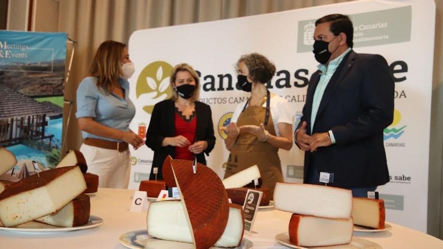 Los quesos de Canarias compiten en Lanzarote por ser el mejor de las Islas