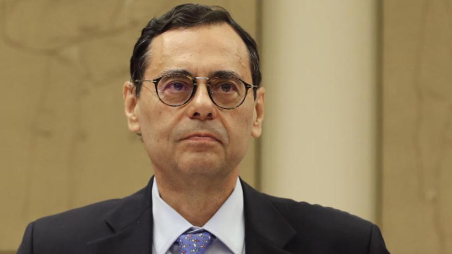 """Caruana admite que el Banco de España actuó frente a la crisis pero """"fue insuficiente"""""""