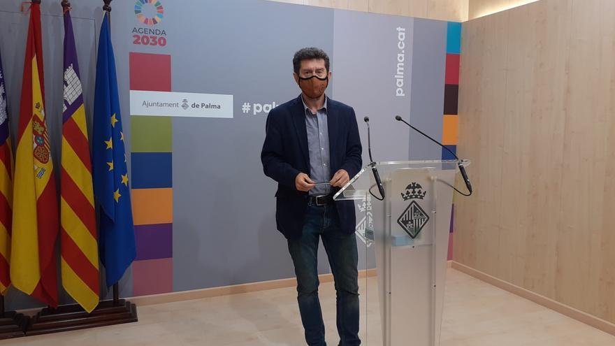 Palma invertirá casi 600.000 euros en la mejora del alumbrado de Pere Garau y de la calle Mortitx