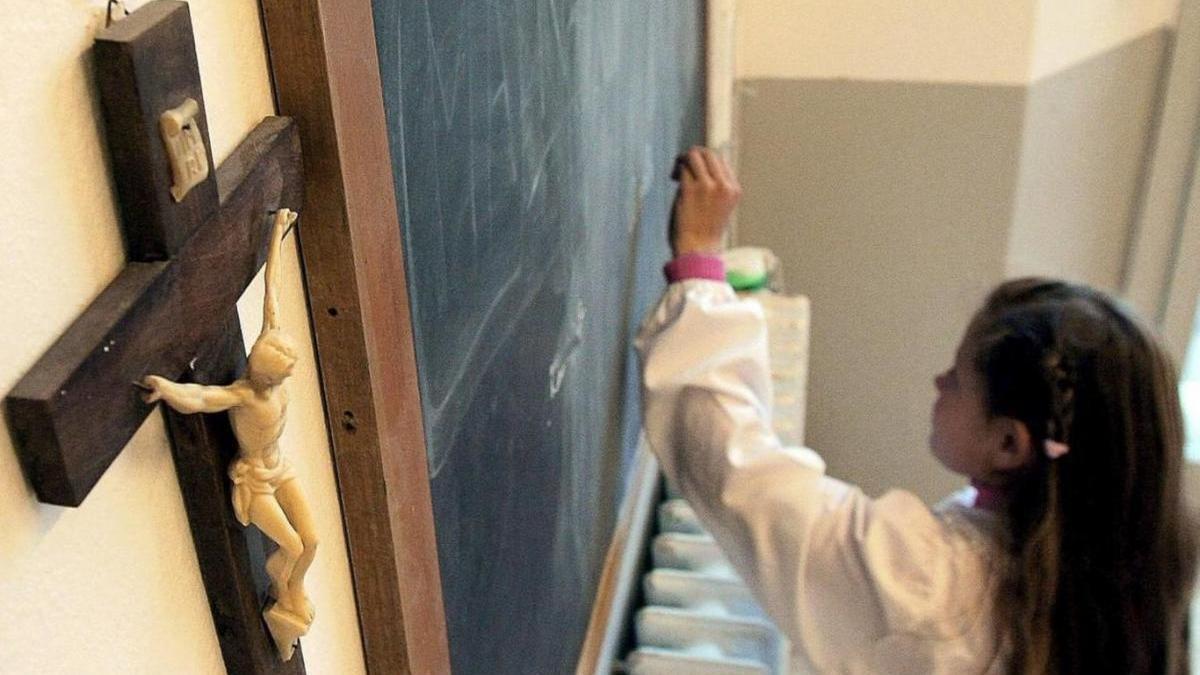 Los profesores de Religión llevan ante la Justicia su situación laboral