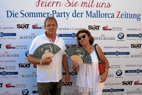 Tommy und Tina Tömke
