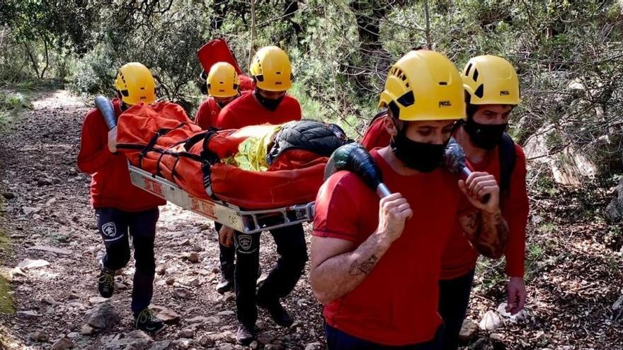 Unerfahrene Ausflügler halten Mallorcas Feuerwehr auf Trab
