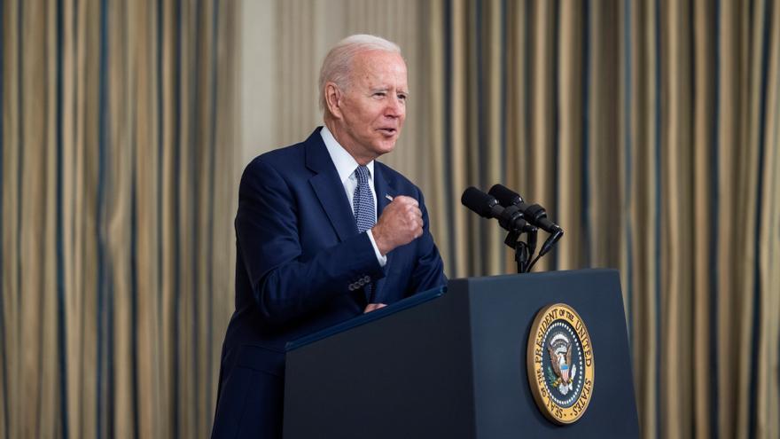 Biden ordena desclasificar documentos del 11-S