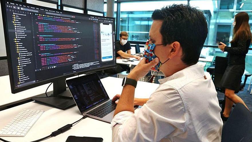 El sector TIC català creix en ocupació