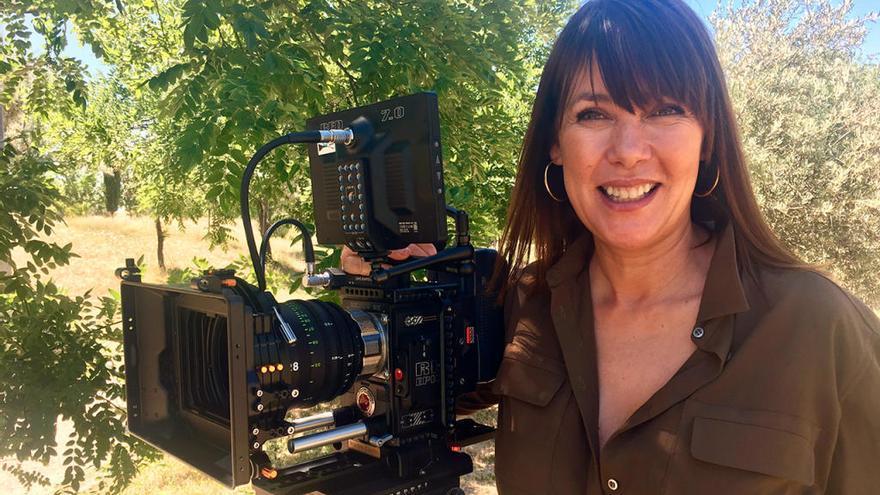 Mabel Lozano presenta 'El proxeneta' en Vigo