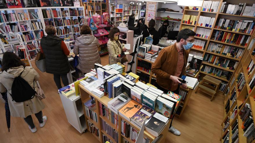 El año que no nos robaron la fiesta de los libros