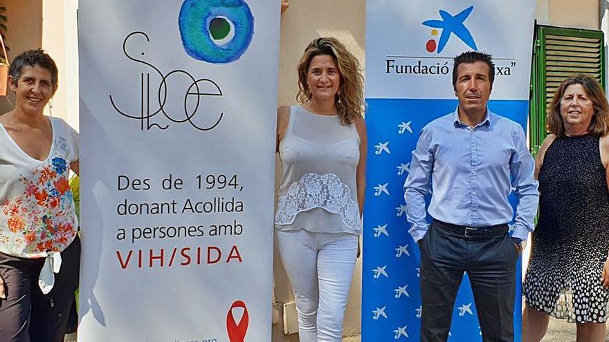 La Fundación la Caixa  y CaixaBank colaboran con Siloé con 27.000 euros