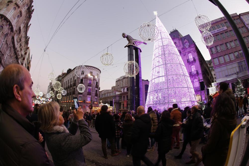 Navidad 2018 en Vigo