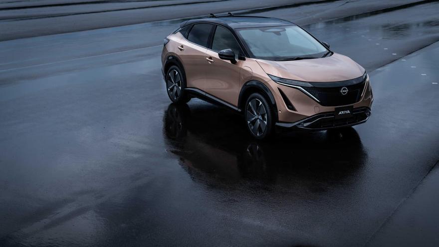 Nissan Ariya: Desafío eléctrico