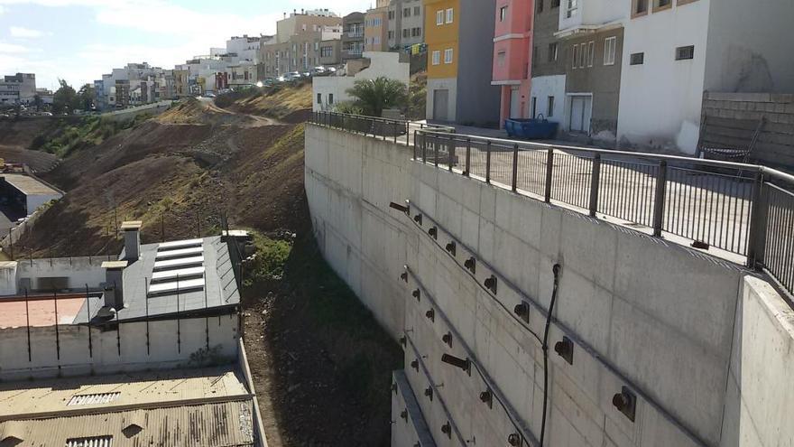 San Roque y Lomo Apolinario mejoran su accesibilidad