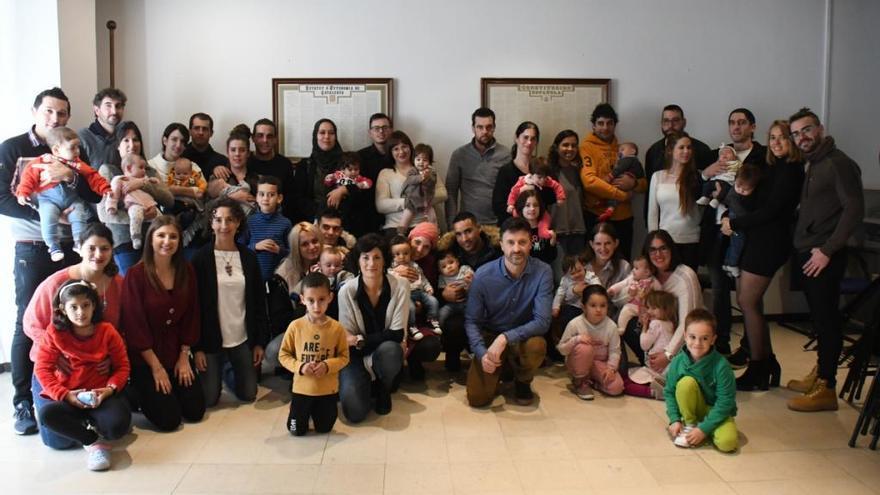 L'Ajuntament de Escala dona la benvinguda als 73 nadons nascuts aquest 2019