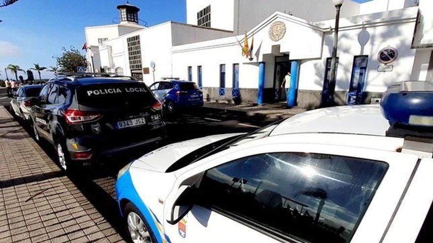 La Policía Local de Arrecife detiene a un hombre por un episodio de violencia de género