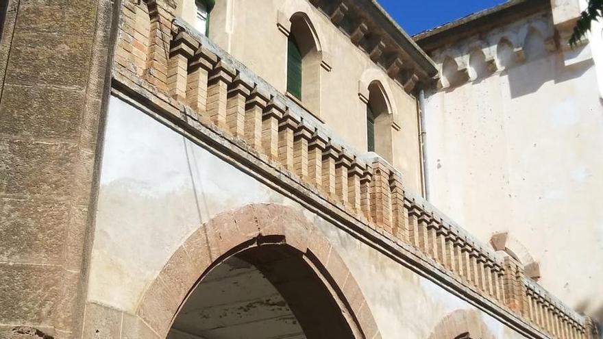 Sant Mateu rep el projecte per adequar el local de la rectoria de Valls de Torroella