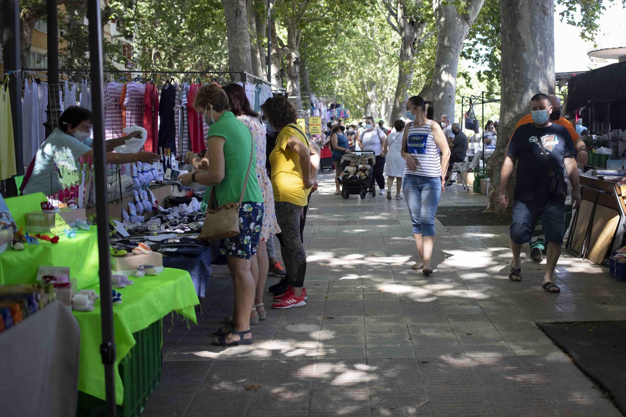 Xàtiva ya estudia el retorno del mercado municipal a su ubicación original