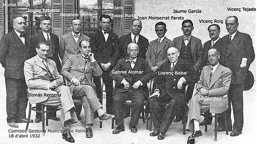 El político y educador Joan Monserrat Parets, fusilado en 1937, hijo ilustre de Llucmajor
