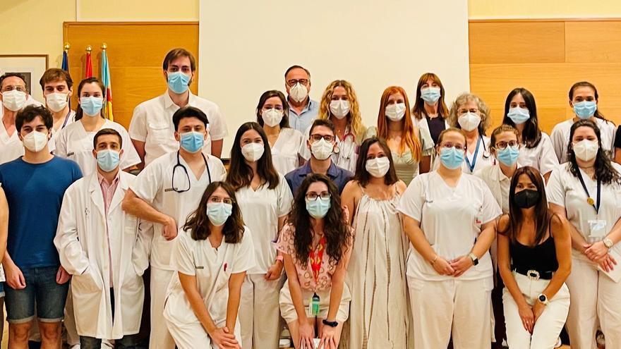 Bienvenida a los residentes del Departamento de Salud de Elda