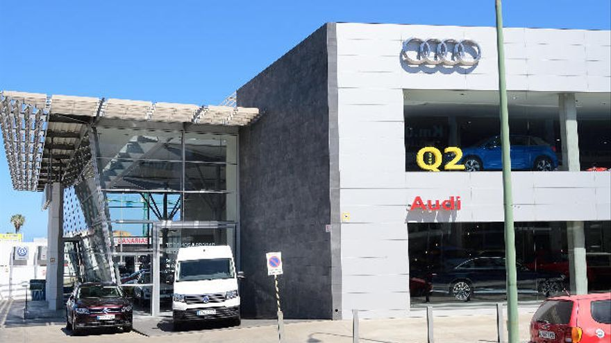 Primera sentencia contra Volkswagen en el Archipiélago por el 'dieselgate'