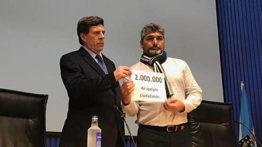 Recullen 2 milions de signatures en suport a la presó permanent revisable