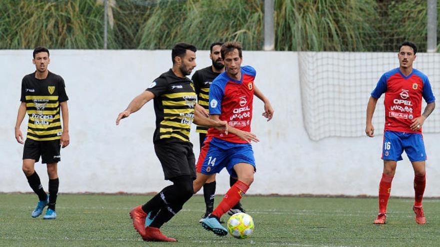 Un gran Atlético Tacoronte se hace fuerte en casa y vence al Lanzarote