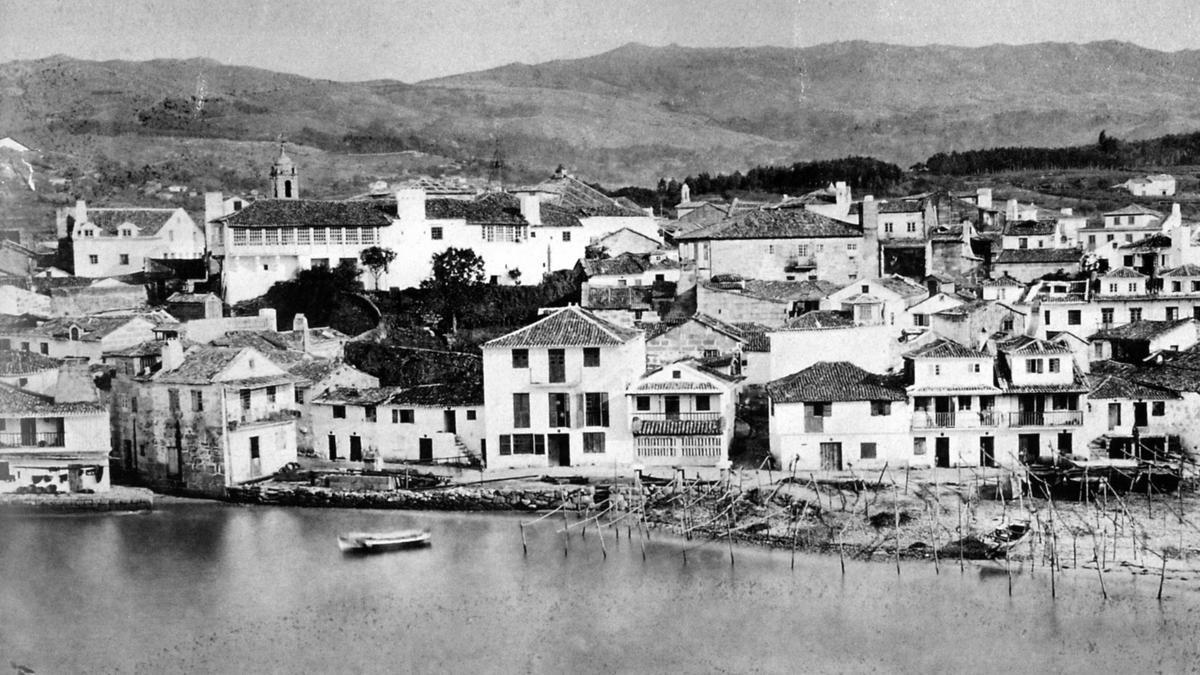Casco urbano de Marín