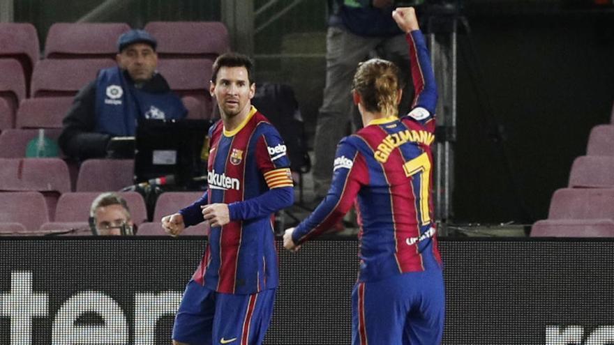 El Barcelona pone a prueba su angustia ante la Real Sociedad