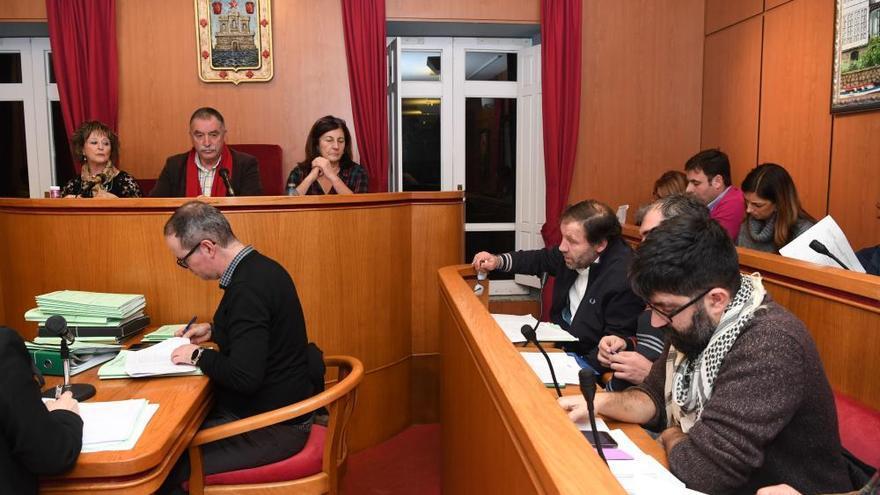 El pleno de Oleiros aprueba el presupuesto de 2020