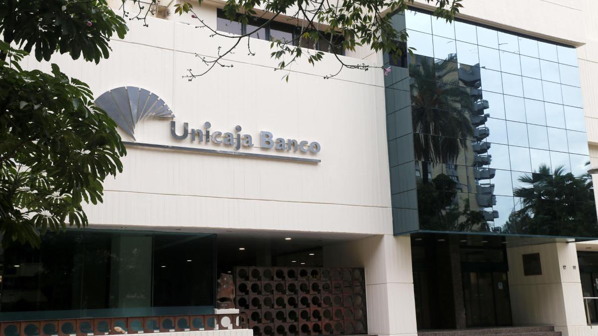 La sede central de Unicaja Banco.