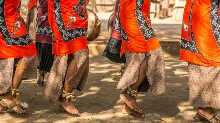 Festival MUMES: Taller danza - Ritmos Africanos