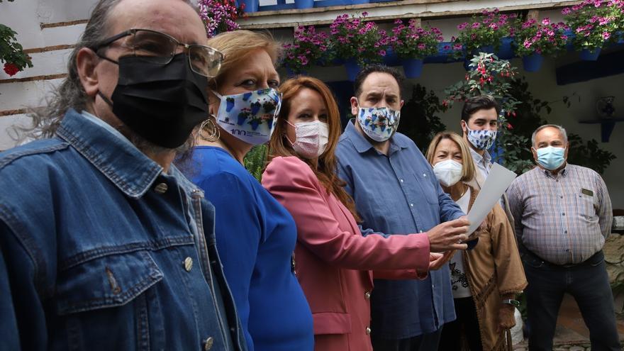 El 10º Concurso de Pintura Patios de Córdoba eleva el premio a 1.200 euros