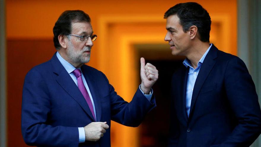 El PSOE convocarà eleccions si Cs li ofereix el seu suport a la moció de censura