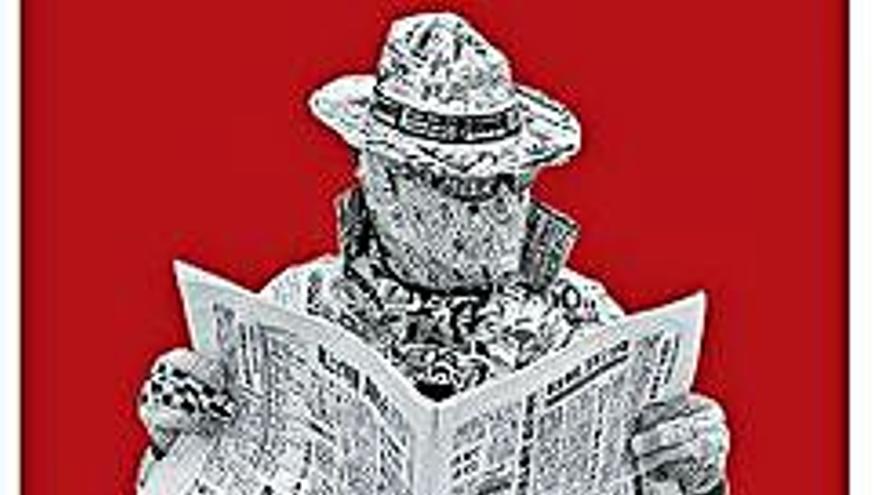 Novela de periodistas y algo más