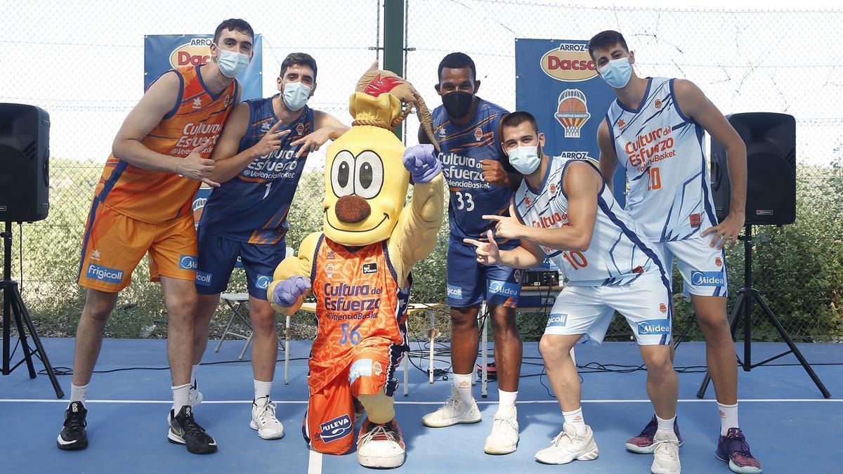 El Valencia Basket 3x3 juega este fin de semana en Bosnia y Herzegovina.